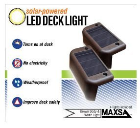 Deck Light Package design