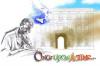 Crazy Dog Under the Palace Digital Conversion-10